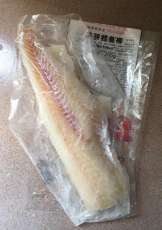 海鲜菇煮狭鳕鱼柳的做法大全
