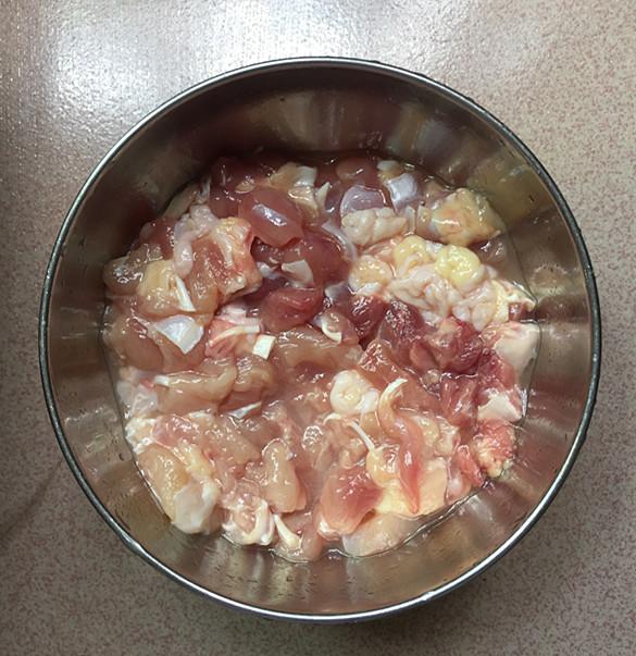 黑椒土豆鸡丁的家常做法