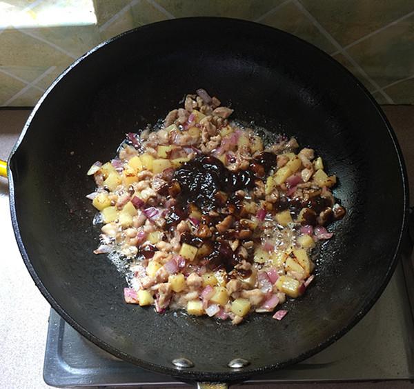 黑椒土豆鸡丁怎样炒