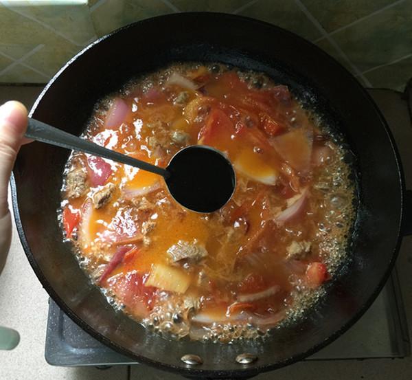 西红柿炖牛腩的制作大全