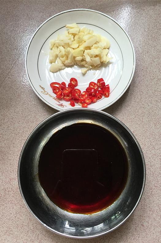 豉油番薯叶的简单做法
