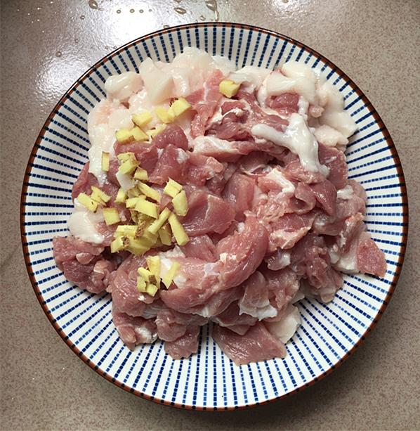 白萝卜丝肉包的简单做法