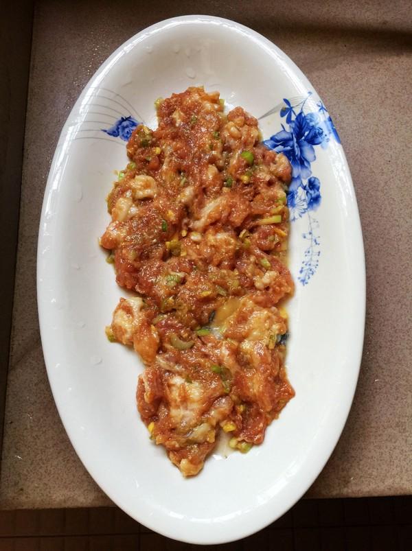 肉末蒸黄花鱼#霸王超市试用#怎么煮