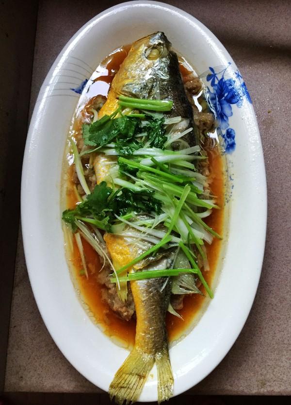 肉末蒸黄花鱼#霸王超市试用#怎样炒