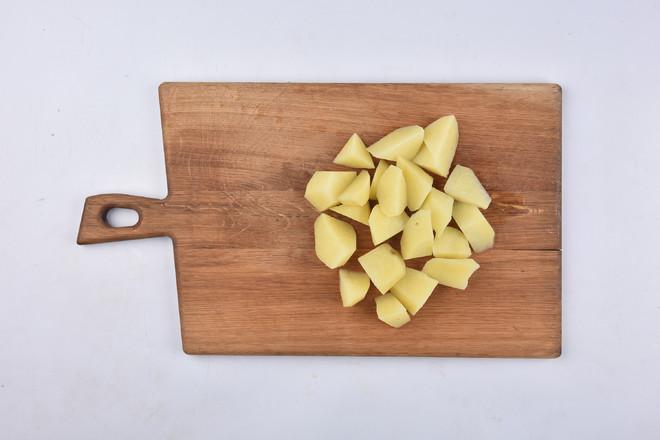 孜然土豆的做法大全