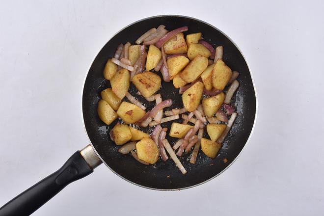 孜然土豆怎么吃