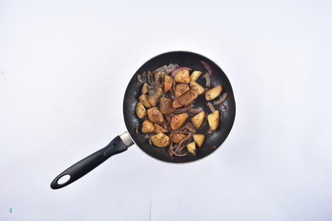 孜然土豆怎么做
