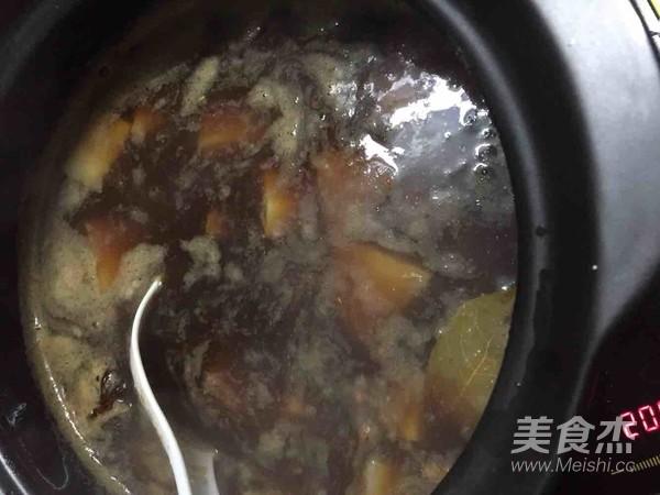 牛腱子炖萝卜怎么煮