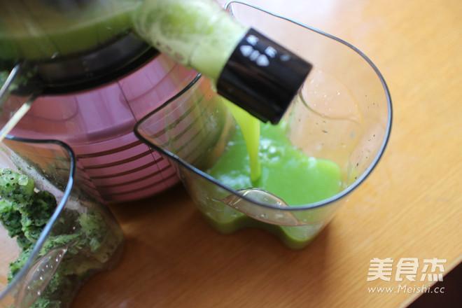 猕猴桃黄瓜汁的家常做法