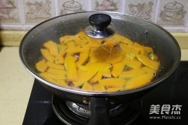 南瓜汤圆的简单做法