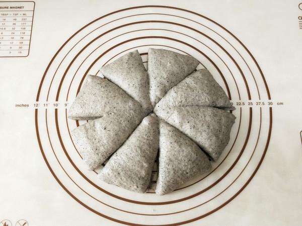 黑芝麻紫糯米餐包怎么炒