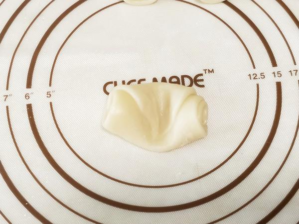 玫瑰鲜花饼的制作方法