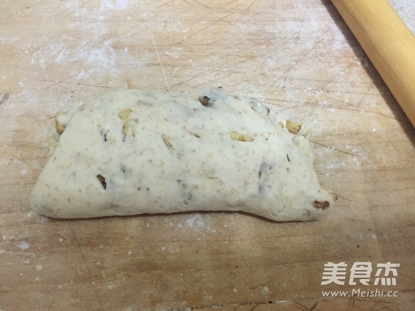 全麦核桃土司 中种法怎样煮