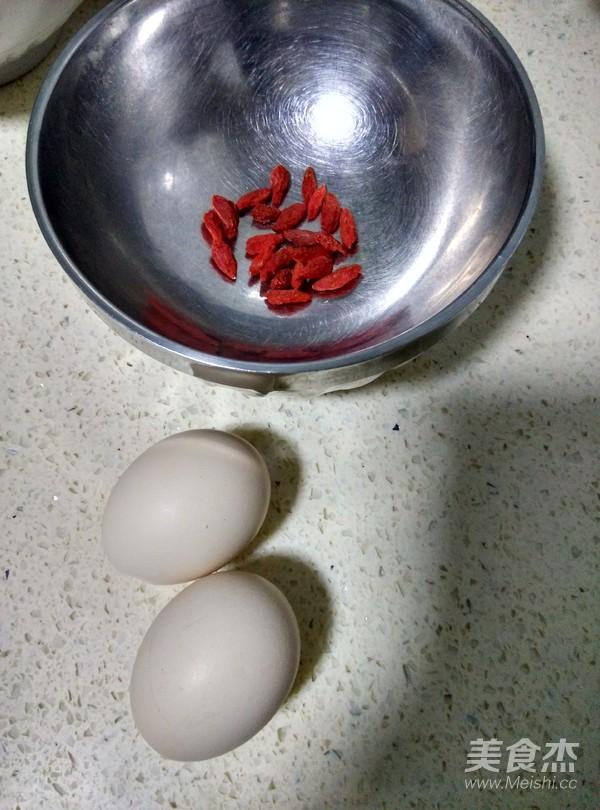 枸杞蒸蛋的做法大全