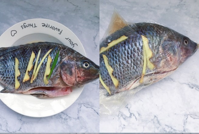 酸辣烤鱼的做法图解
