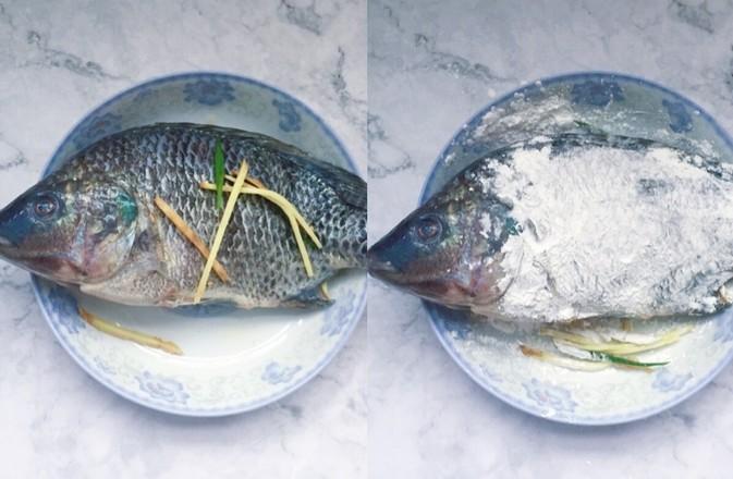 酸辣烤鱼的家常做法