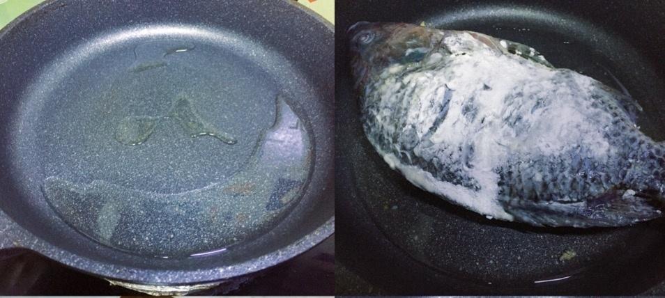 酸辣烤鱼的简单做法