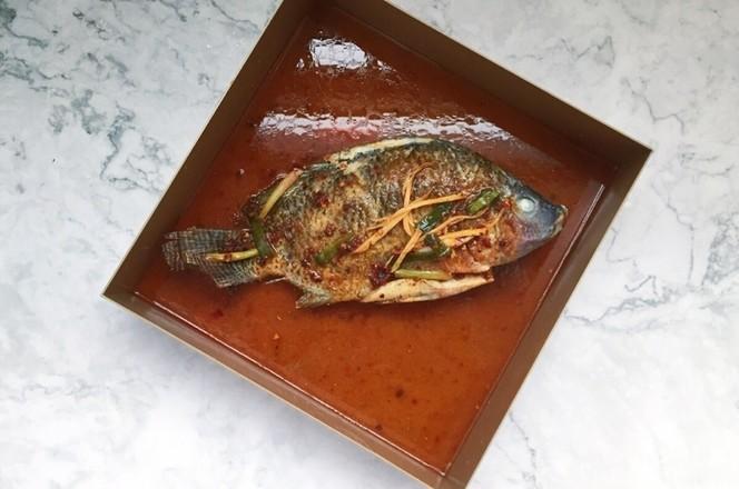 酸辣烤鱼怎么炒