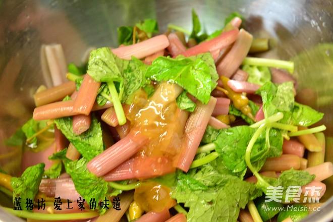 据说藕带这样做不仅健康吃了还能变瘦的家常做法