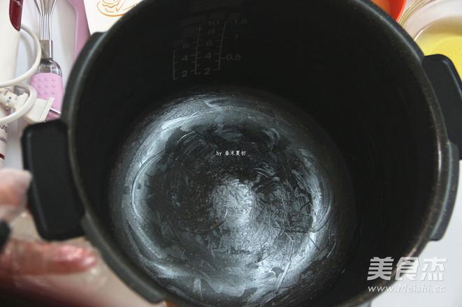 简单美味电压力饭锅蛋糕的做法图解