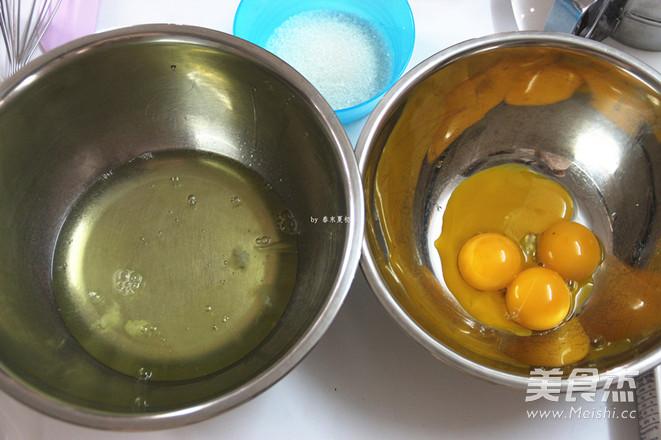 简单美味电压力饭锅蛋糕的家常做法