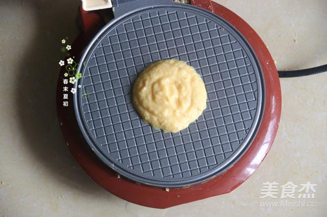 豆浆及豆渣鸡蛋薄饼怎么做