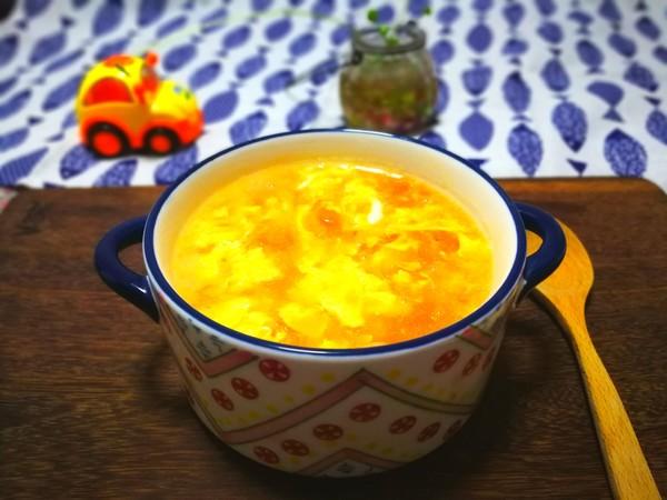 西红柿鸡蛋汤成品图