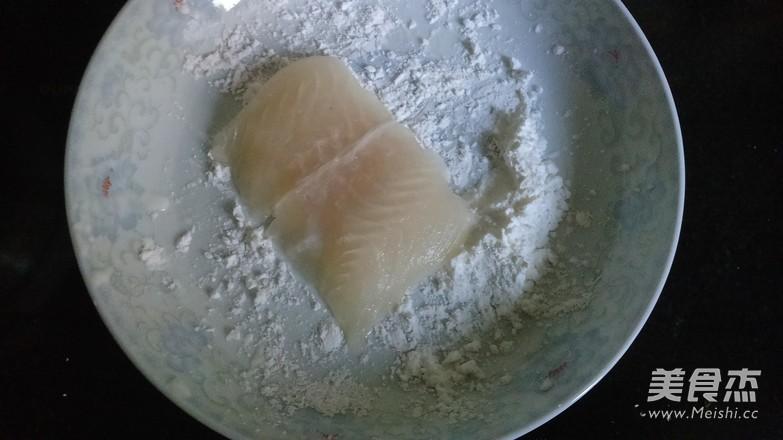 蒜汁龙利鱼的家常做法