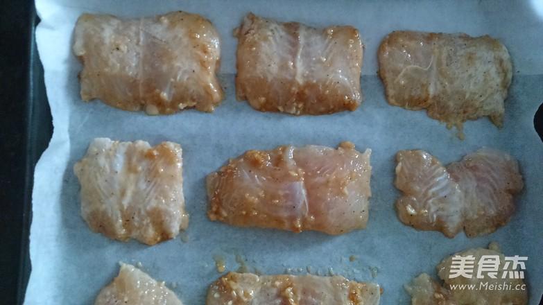蒜汁龙利鱼怎么吃