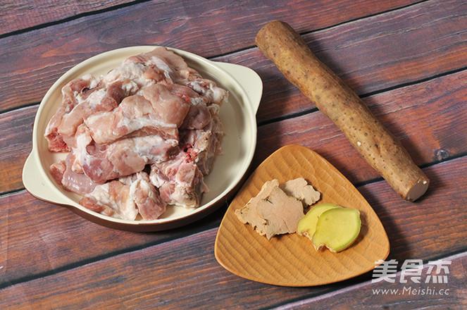 土茯苓山药排骨汤的做法大全