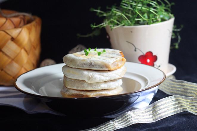 白菜猪肉汤饼成品图