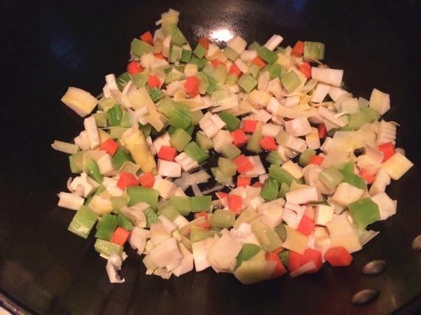 鲜虾炒时蔬怎么做