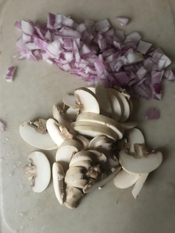 奶油玉米蘑菇汤的做法图解