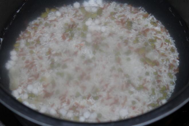 西瓜冰粥的做法图解