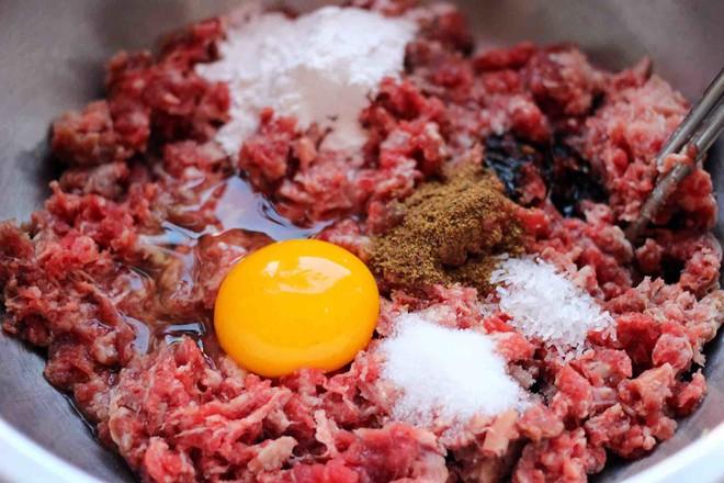 豆腐牛肉丸子的简单做法