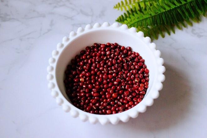 椰浆红豆芋圆水果捞的做法图解