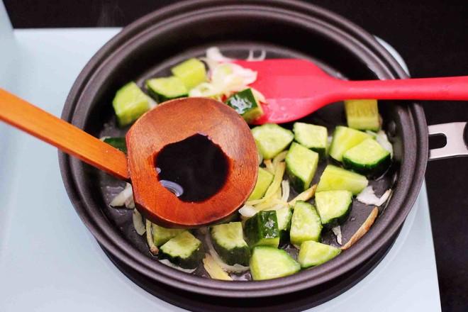 时蔬海虾刀削面怎么煮