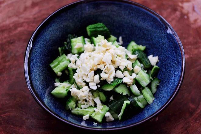 海米拌黄瓜怎么煮