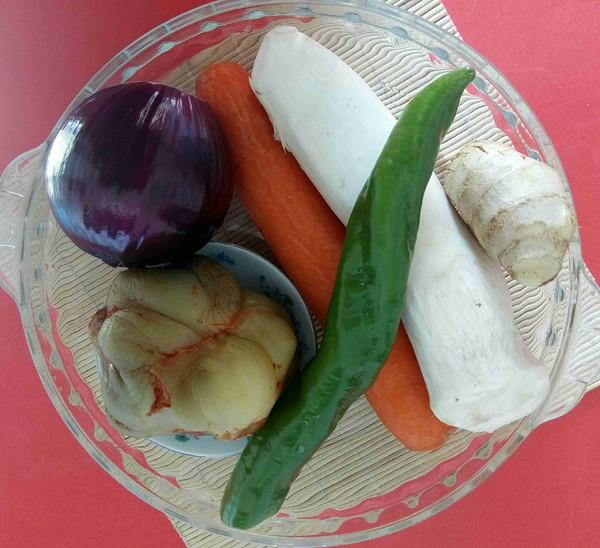 下饭菜——螺丝椒葱头炒三丝的做法大全