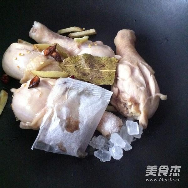 茶香卤鸡腿的简单做法