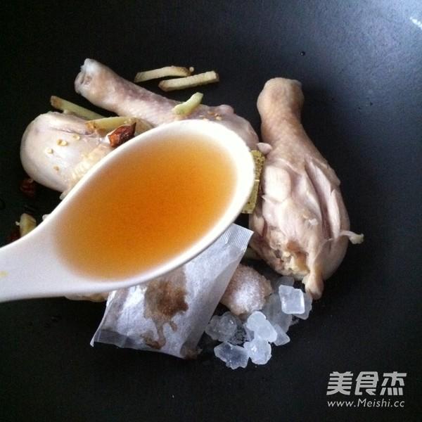 茶香卤鸡腿怎么吃