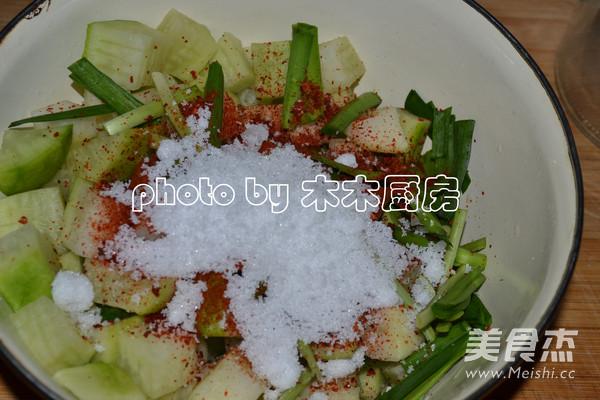 韩式腌萝卜怎么吃