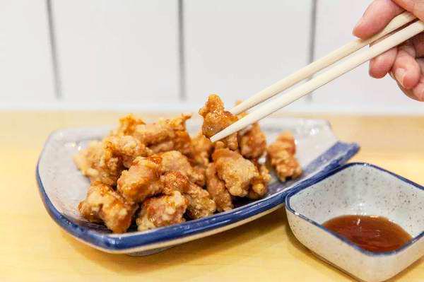 闽南小吃-醋肉,金黄香酥好吃到停不下来!成品图