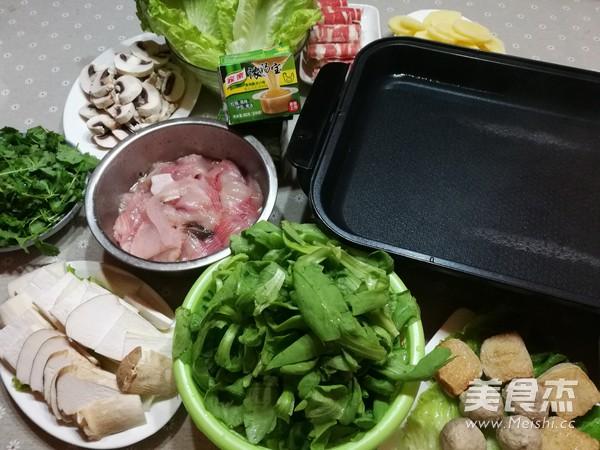 黑鱼火锅怎么吃