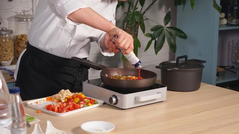 西班牙蔬菜牛肉汤的家常做法