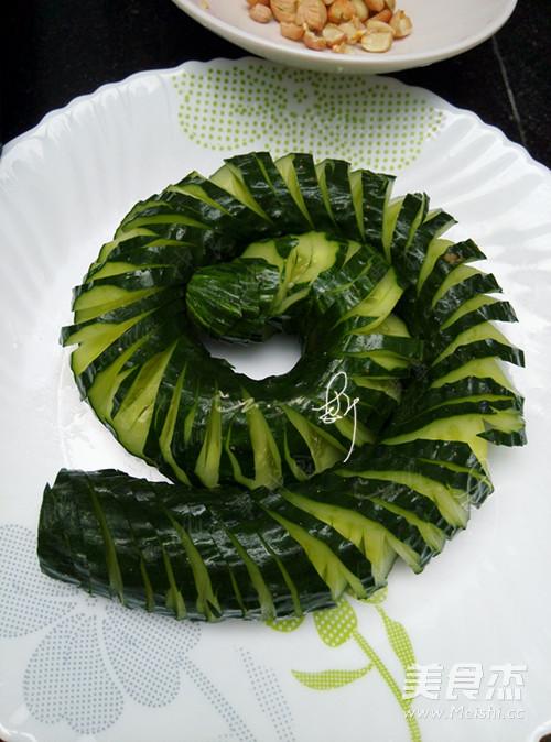 蓑衣黄瓜怎么做