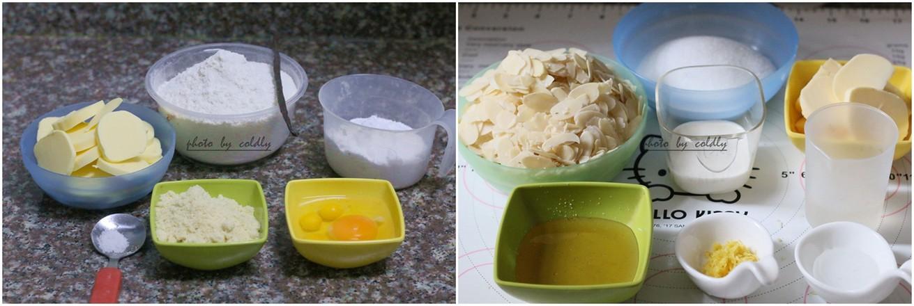 法式焦糖杏仁酥饼的做法大全