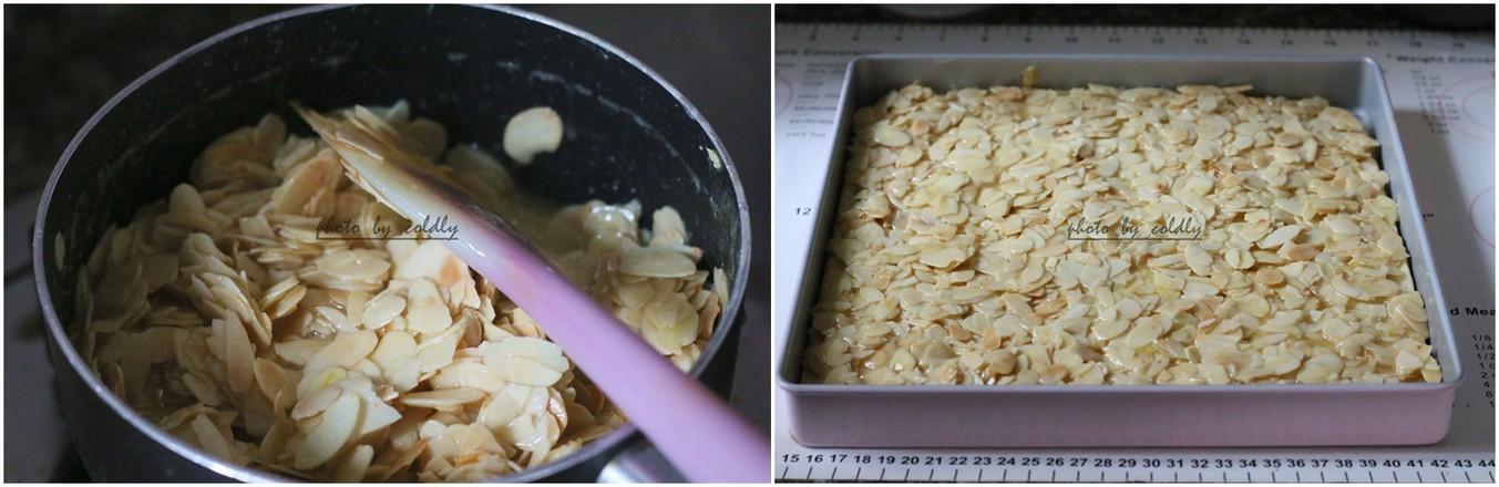法式焦糖杏仁酥饼怎么煮