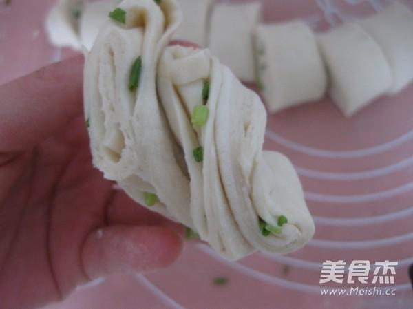 香葱花卷怎么煮