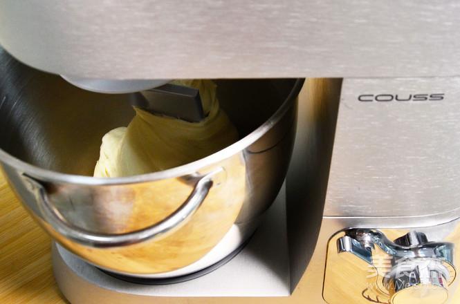 香葱培根面包的做法图解